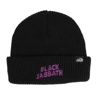 Beanie Lakai x Black Sabbath - black, Lakai x Black Sabbath, Black Sabbath