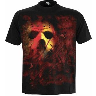 Maglietta da uomo Spiral - Friday The 13th - JASON LIVES - Nero, SPIRAL, Friday the 13th