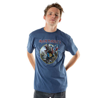 t-shirt metal uomo Iron Maiden - AMPLIFIED - AMPLIFIED, AMPLIFIED, Iron Maiden