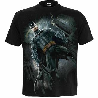Maglietta da uomo SPIRAL - Batman - CALL OF THE KNIGHT - Nero, SPIRAL, Batman