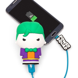 power bank Joker - DC Comics PowerSquad 2500mAh, NNM