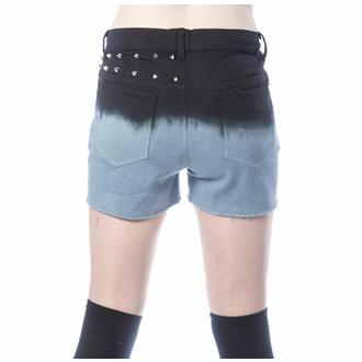 Pantaloncini da donna VIXXSIN - GAIA - NERO/GRIGIO, VIXXSIN