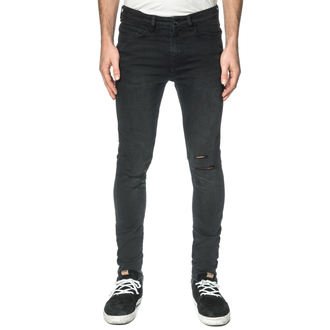 pantaloni (jeans) GLOBE - G.04 Skinny - Battere Giù Nero, GLOBE