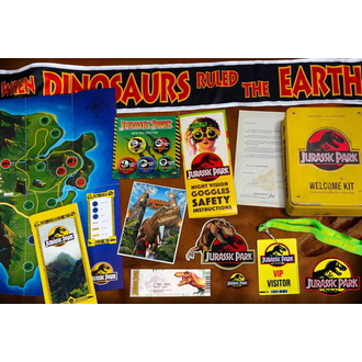 Scatola Regalo Jurassic Park - Welcome Kit - Edizione Standard, NNM, Jurassic Park