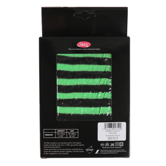 Collant LEGWEAR - scarlet ringer - nero neon verde striscia, LEGWEAR