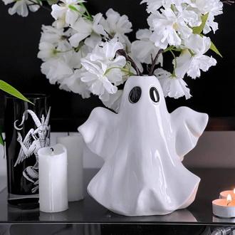 Vaso KILLSTAR - Ghostly Vase - bianco, KILLSTAR