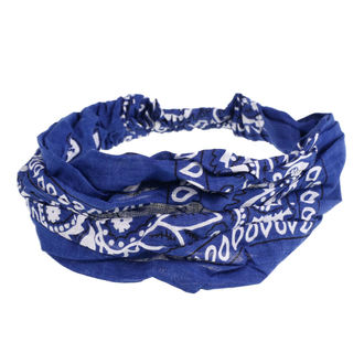 Sciarpa (fascia per capelli) Rockabella - BAND TWO - BLU, ROCKABELLA