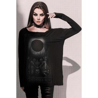 Maglietta da donna a maniche lunghe KILLSTAR - Black Sun, KILLSTAR