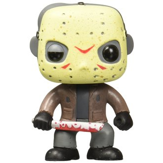 figura Friday the 13th - POP! - Jason Voorhees, POP, Friday 13th