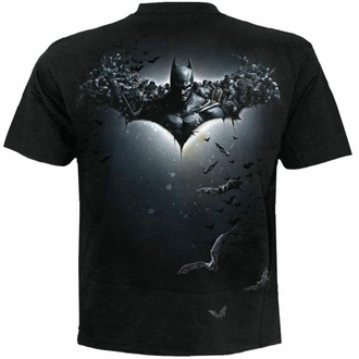 Maglietta da uomo SPIRAL - Batman - JOKER ARKHAM ORIGINS - Nero, SPIRAL, Batman