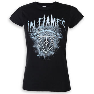 t-shirt metal donna In Flames - Battles - ROCK OFF, ROCK OFF, In Flames