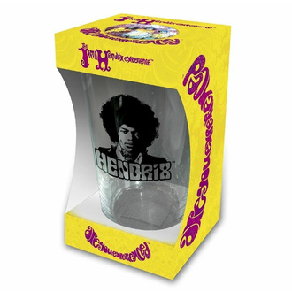 Bicchiere JIMI HENDRIX - ARE YOU EXPERIENCED - RAZAMATAZ, RAZAMATAZ, Jimi Hendrix
