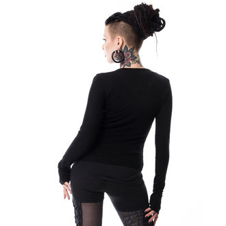 maglione POIZEN INDUSTRIES - GRAB HER - NERO, POIZEN INDUSTRIES