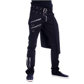 pantaloni Vixxsin - GRAVES - NERO, VIXXSIN