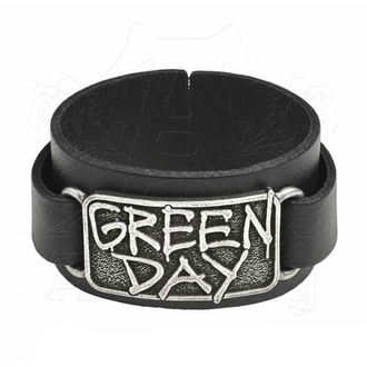 Braccialetto Green Day - ALCHEMY GOTHIC, ALCHEMY GOTHIC, Green Day