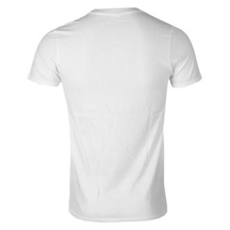 Maglietta da uomo GUTALAX - toilet brushes - bianca - ROTTEN ROLL REX, ROTTEN ROLL REX, Gutalax