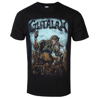 Maglietta da uomo GUTALAX - Shitbusters - ROTTEN ROLL REX, ROTTEN ROLL REX, Gutalax