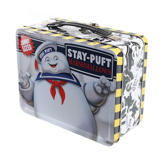 Porta pranzo Ghostbusters - Tin Tote Stay Puft Marshmallow Man, NNM, Ghostbusters