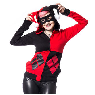 felpa con capuccio donna Batman - HARLEY -