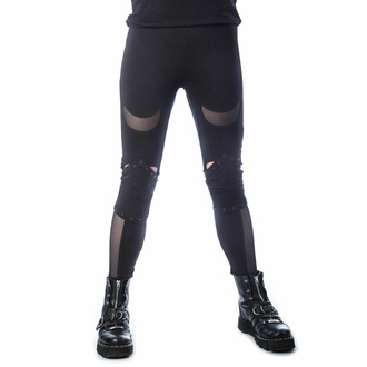 Pantaloni da donna (leggins) HEARTLESS - HARLYN - NERO, HEARTLESS