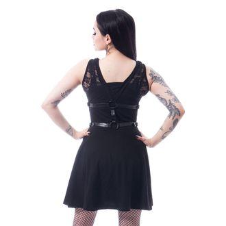 vestito POIZEN INDUSTRIES - BLACK, POIZEN INDUSTRIES