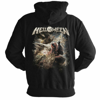Felpa da uomo HELLOWEEN - Cover - NUCLEAR BLAST - 30221_HZ