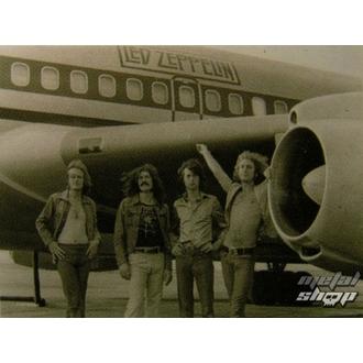 bandiera Led Zeppelin - Aeroplano, HEART ROCK, Led Zeppelin