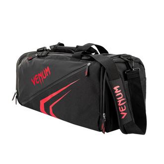 Borsa Venum - Trainer Lite Evo Sports - Nero / Rosso, VENUM