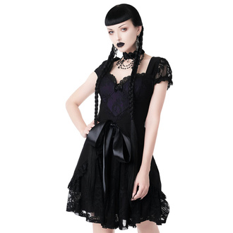 Vestito da donna KILLSTAR - Hocus Party - PRUGNA, KILLSTAR