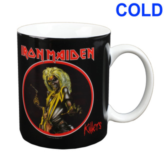 Tazza termoeffetto Iron Maiden - Killers, NNM, Iron Maiden