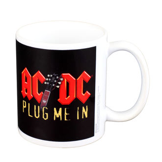 tazza  AC  /  DC  - Plug Me In - PYRAMID POSTERS, PYRAMID POSTERS, AC-DC