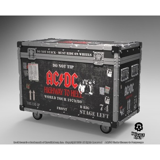 Decorazione AC/DC - On Tour Highway to Hell Road - KNUCKLEBONZ, KNUCKLEBONZ, AC-DC