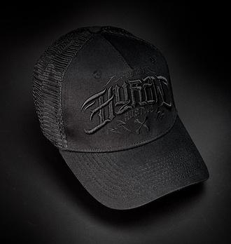 Cappello HYRAW - ORIGIN - NERO - CAP-ORIGINE-NERO