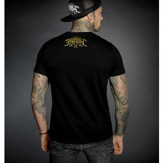 Maglietta da uomo HYRAW - Graphic - ALREADY DEAD - ORO, HYRAW