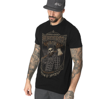 T-shirt da uomo HYRAW - Graphic -  DEATH 2 HIPSTERS, HYRAW