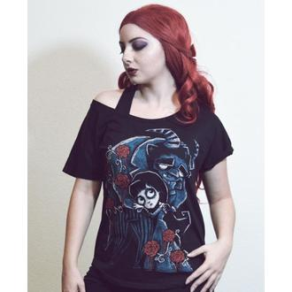t-shirt hardcore donna - Misery and the Beast - Akumu Ink, Akumu Ink