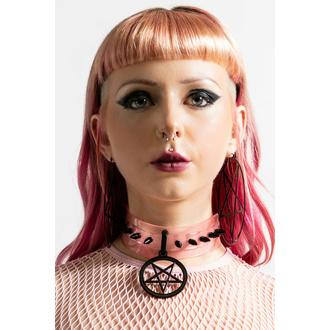 Collare KILLSTAR - IC Magic - Pastel Pink, KILLSTAR