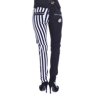 pantaloni Chemical black - IDA - BIANCA / NERO, CHEMICAL BLACK