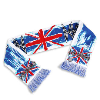 Sciarpa Def Leppard - Union Jack´s - LOW FREQUENCY, LOW FREQUENCY, Def Leppard