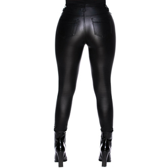 Pantaloni da donna KILLSTAR - Illusion - Nero, KILLSTAR