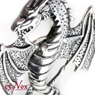Pendente/ collana ETNOX - Big Dragon, ETNOX