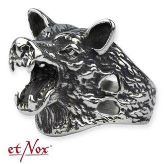 anello ETNOX - Wolf Head, ETNOX