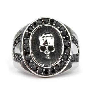anello ETNOX - Crystal Skull, ETNOX