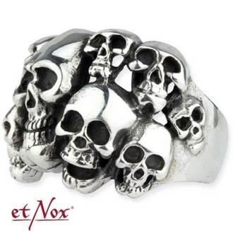 Anello ETNOX - Skulls, ETNOX