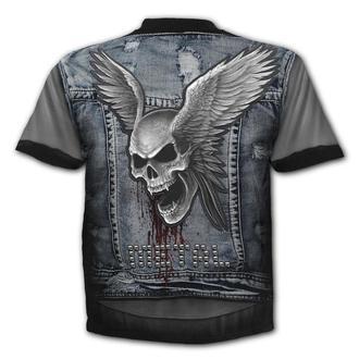 t-shirt uomo - THRASH METAL - SPIRAL, SPIRAL