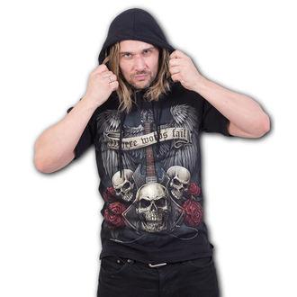 t-shirt uomo - UNSPOKEN - SPIRAL, SPIRAL