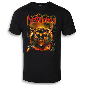 t-shirt metal uomo Destruction - Under attack - NUCLEAR BLAST, NUCLEAR BLAST, Destruction