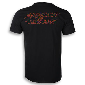 t-shirt metal uomo Carcass - Symphonies of sickness - NUCLEAR BLAST, NUCLEAR BLAST, Carcass