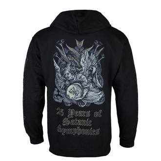 felpa con capuccio uomo Dark Funeral - 25 Years Of Satanic Symphonies - RAZAMATAZ, RAZAMATAZ, Dark Funeral