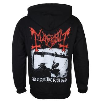 felpa con capuccio uomo Mayhem - Deathcrush - RAZAMATAZ, RAZAMATAZ, Mayhem